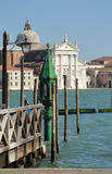 Venice lagoon. Veiw of venice lagoon italy Royalty Free Stock Photos