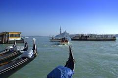 Venice lagoon view Stock Photo