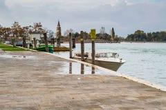 Venice landmark, Burano island Stock Photography