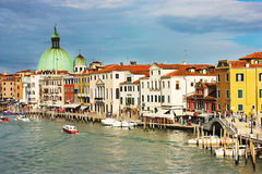 Venice landscape Royalty Free Stock Photography