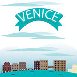 Venice Landscape Vectors Stock Photo