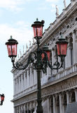 Venice lantern Royalty Free Stock Images