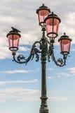 Venice lantern Royalty Free Stock Image