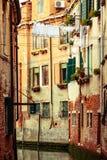 Venice Laundry Stock Photos
