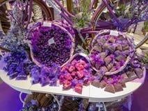 Venice - Lavender souvenirs Royalty Free Stock Photography