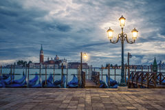 Venice light Stock Photo