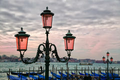 Venice Lights Stock Images