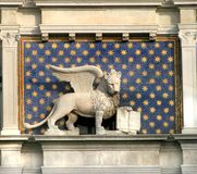 Venice Lion Stock Images