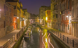 Venice - Look to Rio Martin canal Royalty Free Stock Images