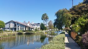 Venice in Los Angeles Royalty Free Stock Photography