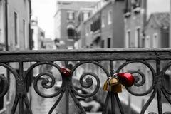 Venice Love Padlock