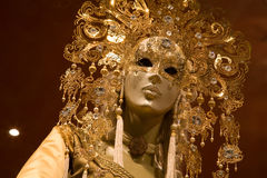 Venice  - luxury decoration mask Royalty Free Stock Photos