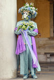 Spring mask in Venice Royalty Free Stock Photo