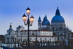 Venice Maria Lamp Set Stock Photo