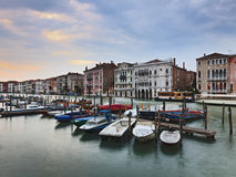 Venice Marina Chanel Set Stock Photo