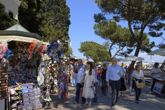 Venice market Italy Royalty Free Stock Images