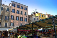 Venice market Royalty Free Stock Photos