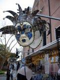 Venice Mask. Joker's Mask, drama, venice, italy Stock Image