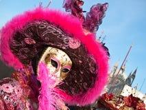 Venice mask 2012 Royalty Free Stock Image