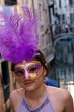 Venice mask stock image