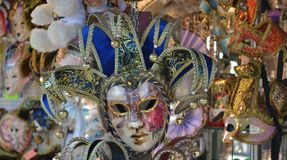 Venice Mask. Mask of Venice Royalty Free Stock Images