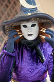 Venice Mask, Carnival. Royalty Free Stock Photos