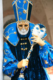 Venice Mask, Carnival. Royalty Free Stock Images