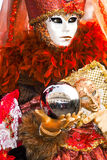 Venice Mask, Carnival. Royalty Free Stock Photos