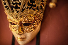 Venice Mask. Shallow Depth Of Focus Royalty Free Stock Images