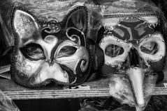 Venice Masks, 2007 Stock Photo