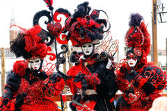 Venice Masks, Carnival. Stock Photography