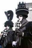 Venice Masks, Carnival. Stock Image