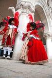 Venice Masks, Carnival. Stock Photos
