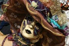 Venice. The masks of Venice carnival Stock Photo
