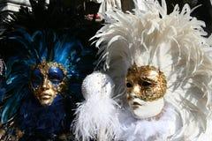 Venice. Masks of Venice carnival Italy Royalty Free Stock Photography