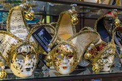 Venice masks Royalty Free Stock Photography
