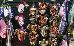 Venice Masks Stock Photo