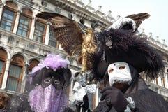 Venice masquerade Royalty Free Stock Photo