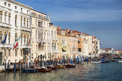 Venice - Mistress of the Adriatic. ITALY, VENICE - November 20: gorgeous cityscapes of Venice - Mistress of the Adriatic, pearl of Italy  on November 20, 2014 in Stock Images