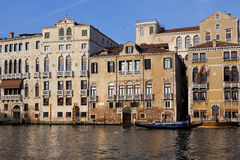 Venice - Mistress of the Adriatic. ITALY, VENICE - November 20: gorgeous cityscapes of Venice - Mistress of the Adriatic, pearl of Italy  on November 20, 2014 in Royalty Free Stock Images