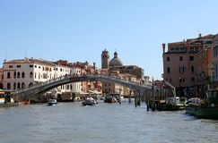 Venice in the morning Stock Photography