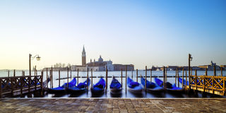 Venice in the morning Stock Photos
