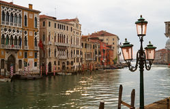Venice in morning light. Royalty Free Stock Photos