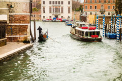 Venice in the morning Stock Images