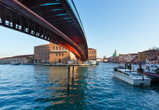 Venice morning view, Italy. Stock Photo