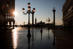 Venice morning Royalty Free Stock Photo