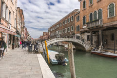 Venice, Murano island Stock Image