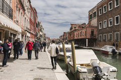 Venice, Murano island Stock Photo