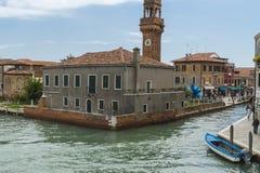 Venice, Murano island Royalty Free Stock Images