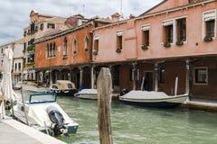 Venice, Murano island Royalty Free Stock Photography